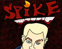 Spike Portrait (#43)