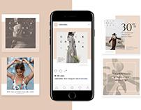 Instagram Fashion Post