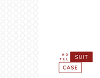 Hotel Suitcase - Identidade Visual e Design Thinking