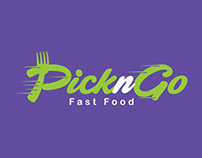 Pick And Go Branding