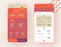Find Flights App