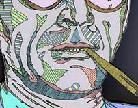 Arthur Miller Portrait