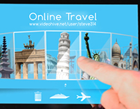 Online Travel Agency Advert