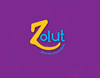 Identity design project / Zolut / 2016