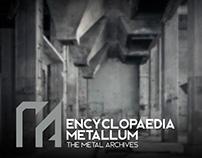 Metal Archives redesign - Encyclopaedia Metallum