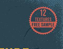 128 Vintage Textures (FREE SAMPLE)