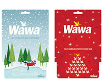 Wawa's Winter & Holiday Gift Cards