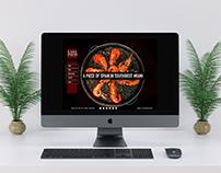 CASA PACO Spanish Restaurant Webdesign UX