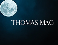 Thomas - Free Serif Demo Font