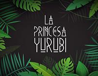 """Cortometraje """"La princesa Yurubí"""""""
