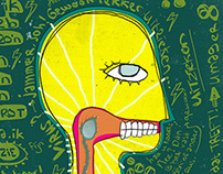 Sore Throat (illustration)
