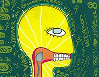 Sore Throat (illustration)