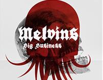 Melvins & Big Business Poster