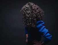 Sasha Huber, artist portrait 2015.