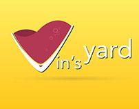 Vin's yard logo