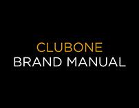 Club One Brand Guibelines