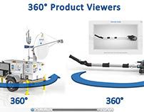 Reutech Mining 360° Product Viewers