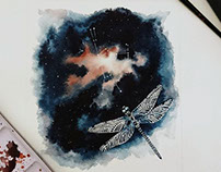 The Orion and the Dragonfly