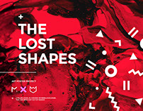 Art Poster Project The lost Shapes