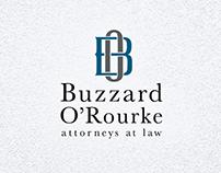 Buzzard O'Rourke Logo