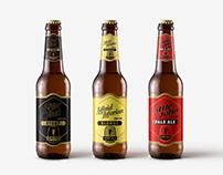 """Home Ales """"Beer Labels"""""""