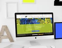 Lap The Planet 2015 - Website