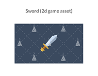Sword Game Asset