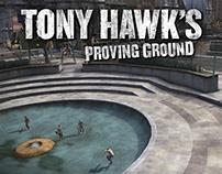 Tony Hawk's Proving Ground (2007) Environment Art