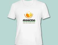 Mangro company logo design.
