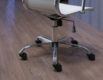 CGI | Office Chair Model