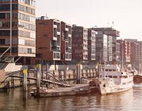 Hamburg Harbor 2017