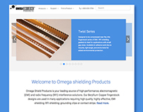 Omega Shield Homepage