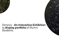 Genesis - Fundamentals of Interaction Design Project