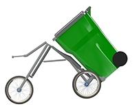 Trash Bin Assistant for Disabled/ Elderly