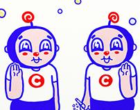 cosmica-吹泡泡Blow bubbles