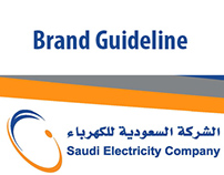 Brand Guideline- Saudi Electricity
