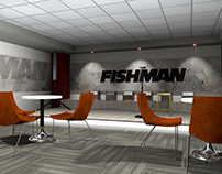 FISHMAN DEMO ROOM CONCEPT 2