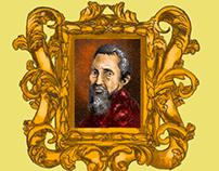 Miguel Ángel Buonarroti Animation