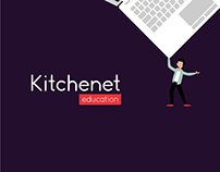 Kitchenet Education Web app