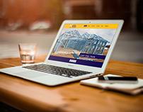 SANTOS & DELGADO Arquitetura e Construções - WebSite