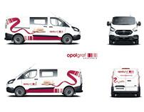 Opolgraf / car branding 2