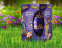 Cadbury Peter Rabbit