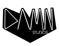 DAMN STUDIOS LOGO