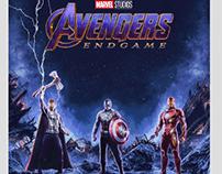 The Poster Posse x Avengers Endgame (Official)