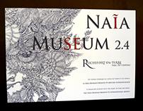 Edition dans le catalogue Naïa Museum 2.4