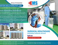 EMS Brochure Design