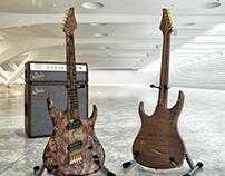 Suhr Guitar - Prototype / Beryl 04