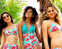 Alto Verão 2014 - Campanha de Moda