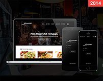 Scoozi – Italian Restaurant (Redesign Concept 2014)