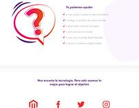 Diseño Web UI y Logotipo